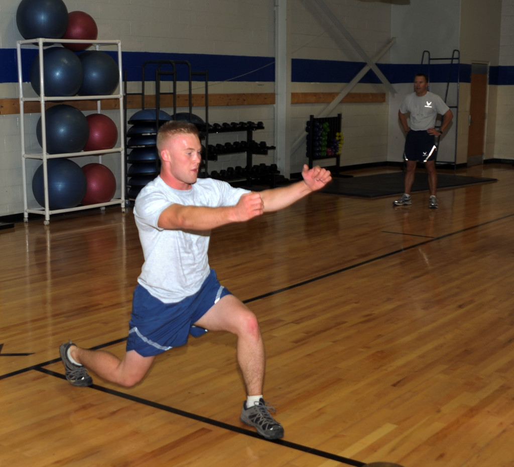 lunge squat jump