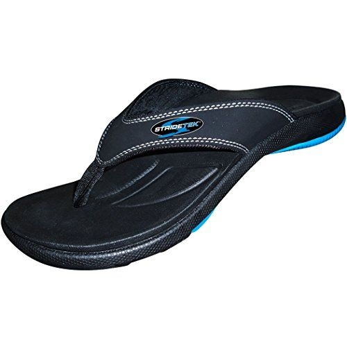 Stridetek Flipthotics Orthotic Sandals