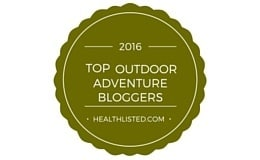 2016 Top Outdoor Adventure Bloggers