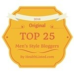 Top 25 Men's Style Bloggers of 2016