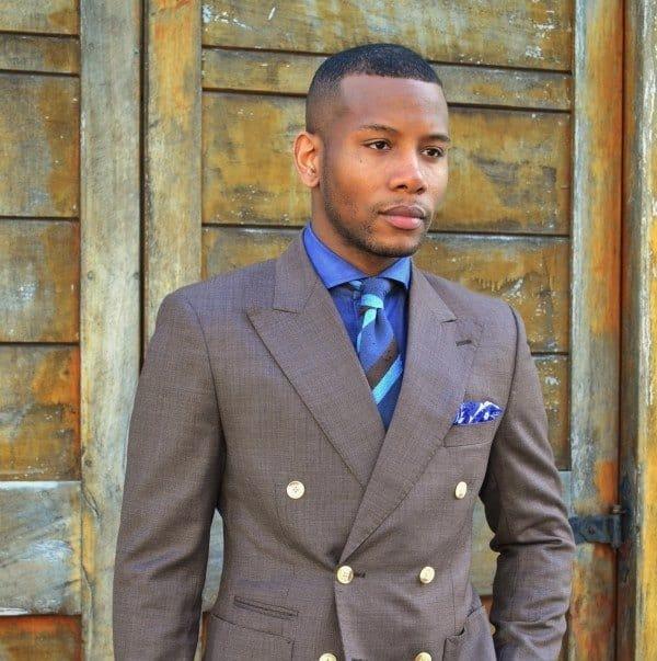 Sabir M. Peele of mensstylepro.com