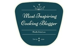 25 Most Inspiring Food Bloggers