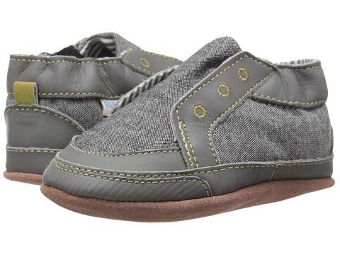 Robeez Stylish Steve Crib Shoe (Infant)