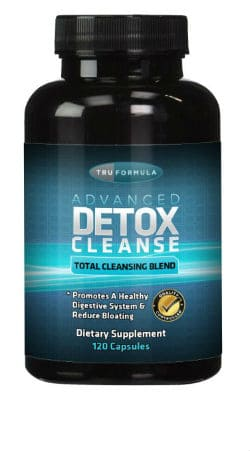 Advanced Cleanse for Healthy Digestive System
