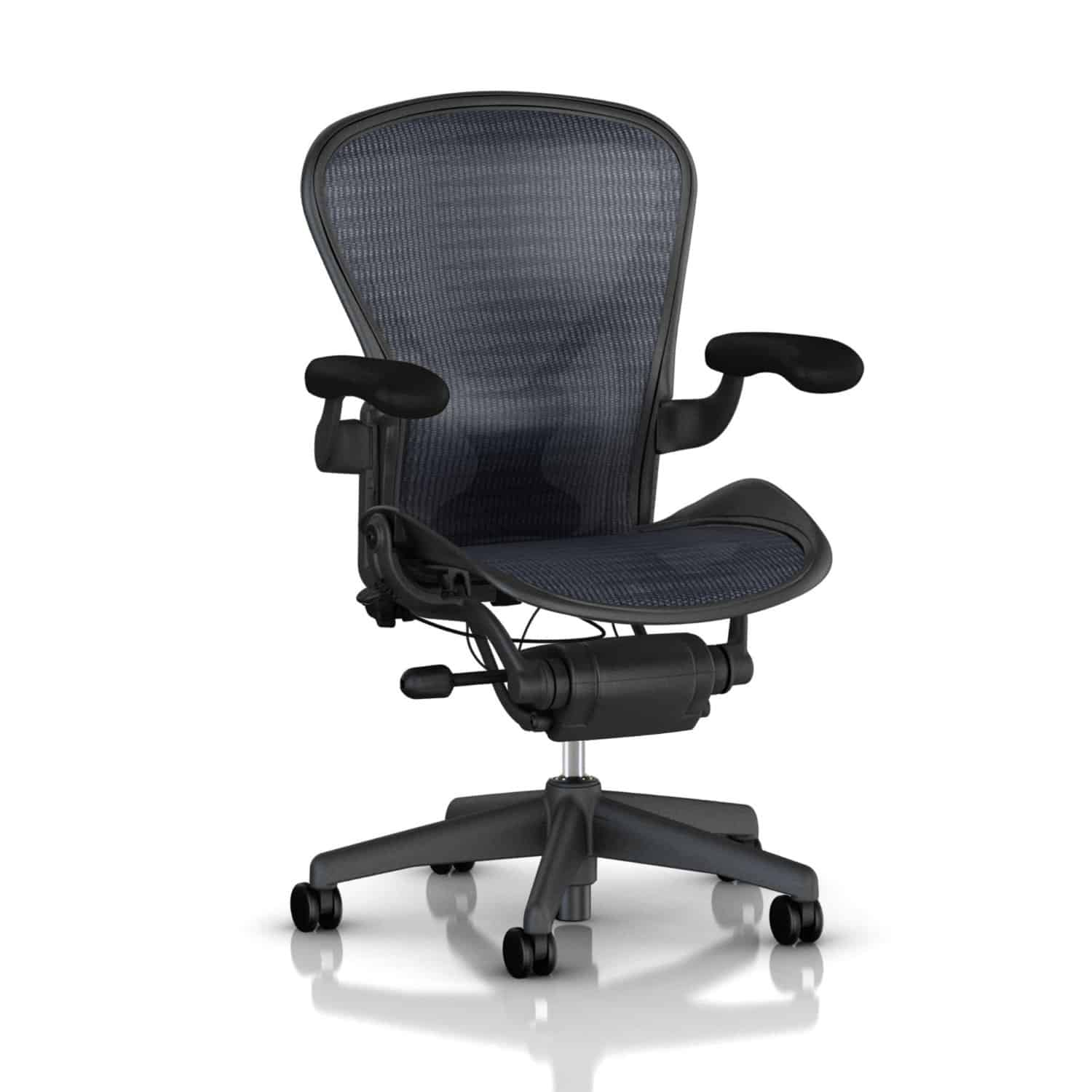 Best office chair 2016 - Aeron Task Chair By Herman Miller