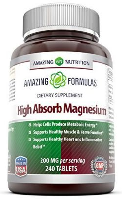 Amazing Nutrition High Absorption Magnesium