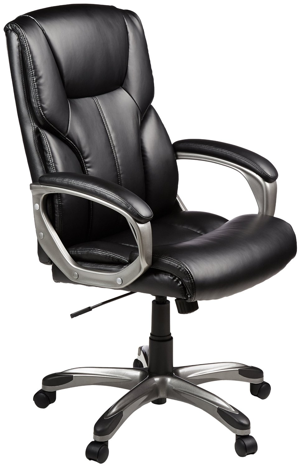 Best office chair 2016 - Amazonbasics High Back Executive Chair
