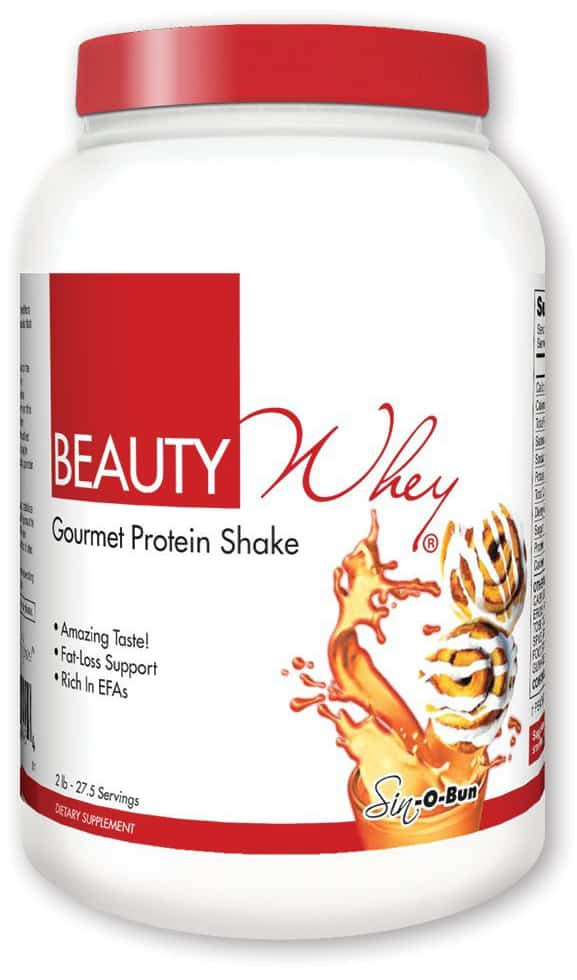BeautyFit BeautyWhey, Gourmet Protein Shake Powder For Women