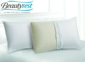 Beautyrest Latex Foam Pillow