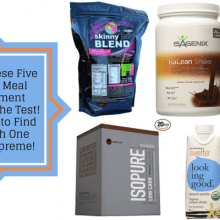 Best Meal Replacement Shakes - Feature Image