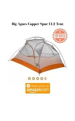 Big Agnes Copper Spur UL2 Ten