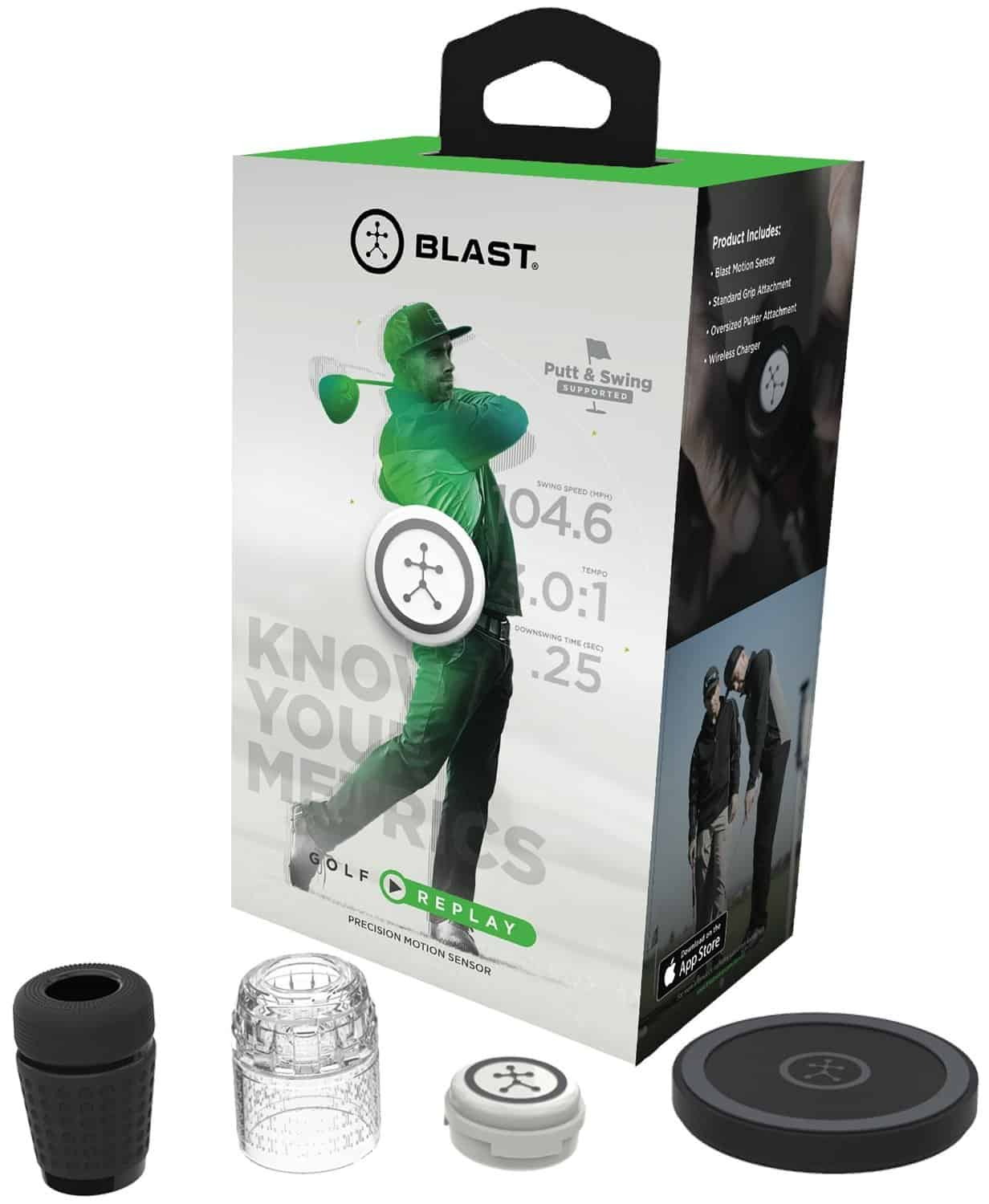 Blast Motion Golf Swing Analyzer