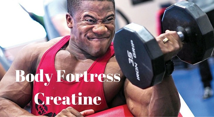 Body Fortress Creatine