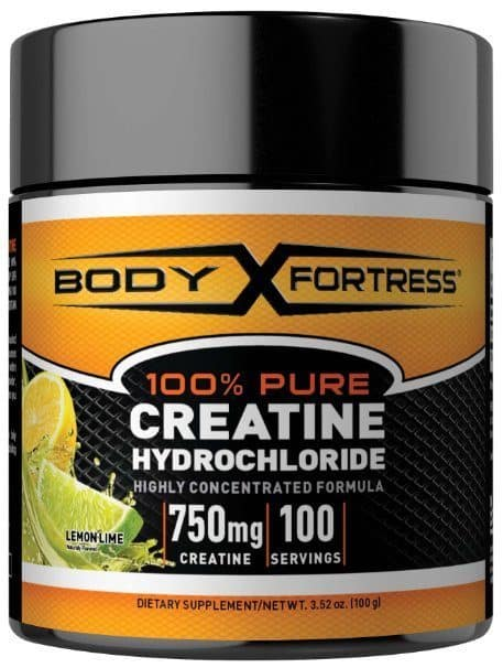 Body Fortress Pure Creatine HCL