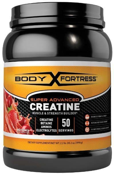 Body Fortress Super Advanced Creatine HP2