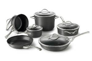 Calphalon Contemporary Hard-Anodized Aluminum Nonstick Cookware