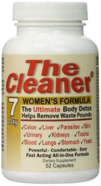 Century Systems - The Cleaner 7 Days Womens Formula
