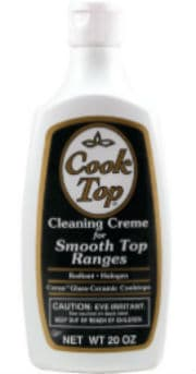 Cook Top Cleaning Cream for Smooth Top Ranges
