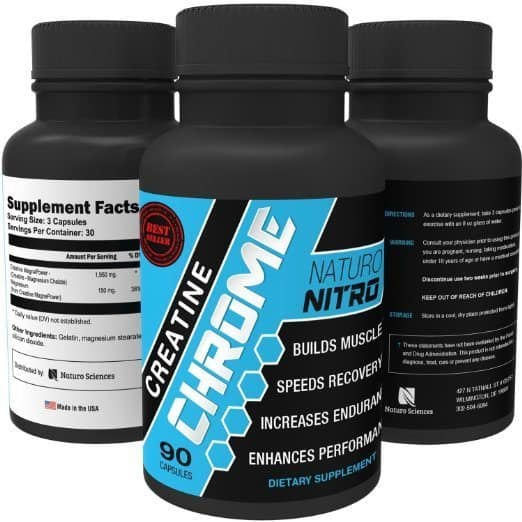 Creatine Chrome with Magnapower