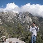 David Nobody Hikes in LA