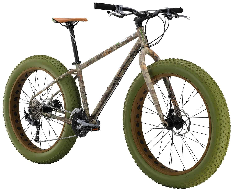 Diamondback El Oso De Acero Complete Fat Bicycle