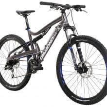 Diamondback Recoil Complete Full Suspension Mountain Bike