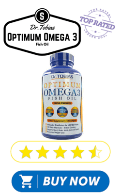 Dr. Tobias Optimum Omega3 Fish Oil