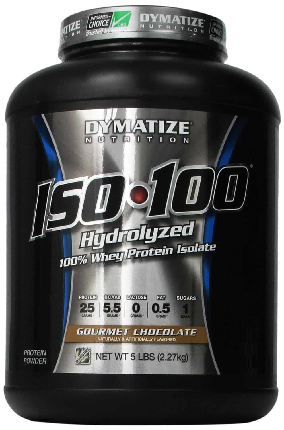 Dymatize ISO 100 Post