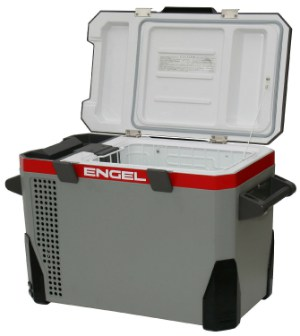 ENGEL USA MR040F-U1 Portable Dual Voltage Fridge/Freezer