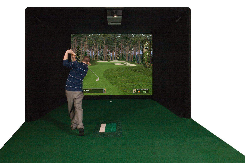 ES9000 Par T Golf Simulator