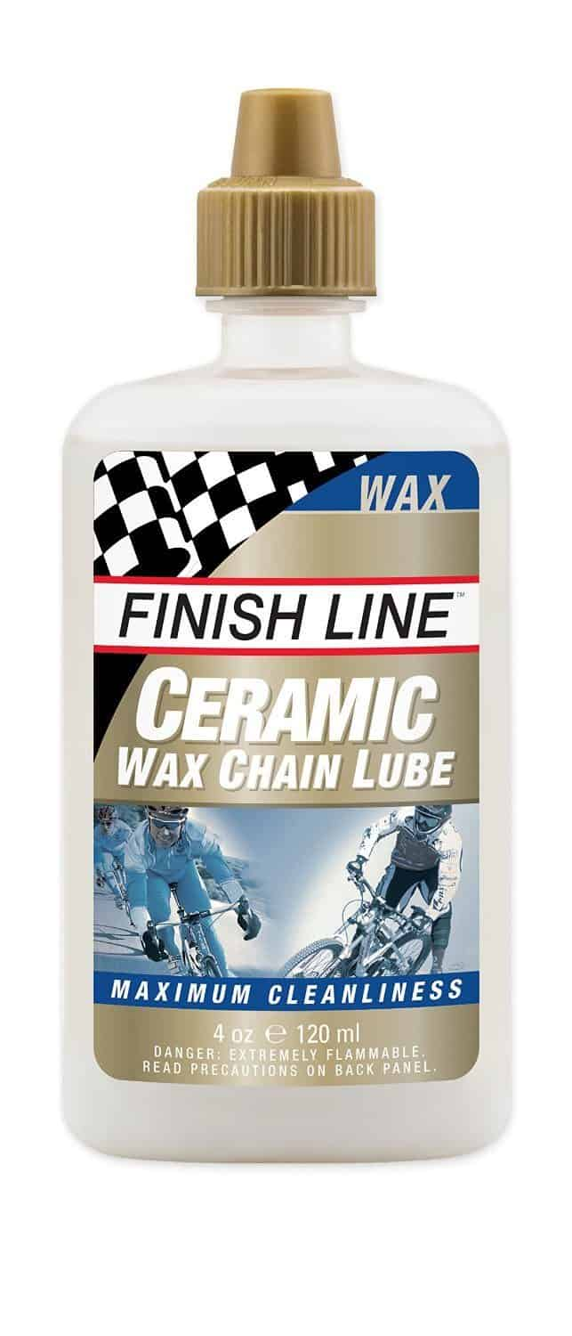 Finish Line Ceramix WAX Bicycle Chain Lube