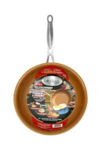 GOTHAM STEEL 95 inches Non-stick Titanium Frying Pan