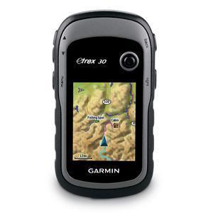 Garmin eTrex 30 Worldwide Handheld GPS Navigator