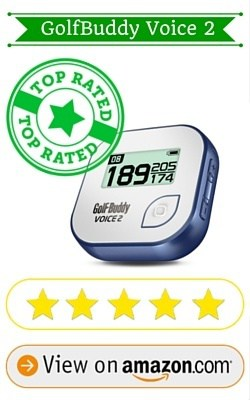 golf buddy voice 2 rating and review
