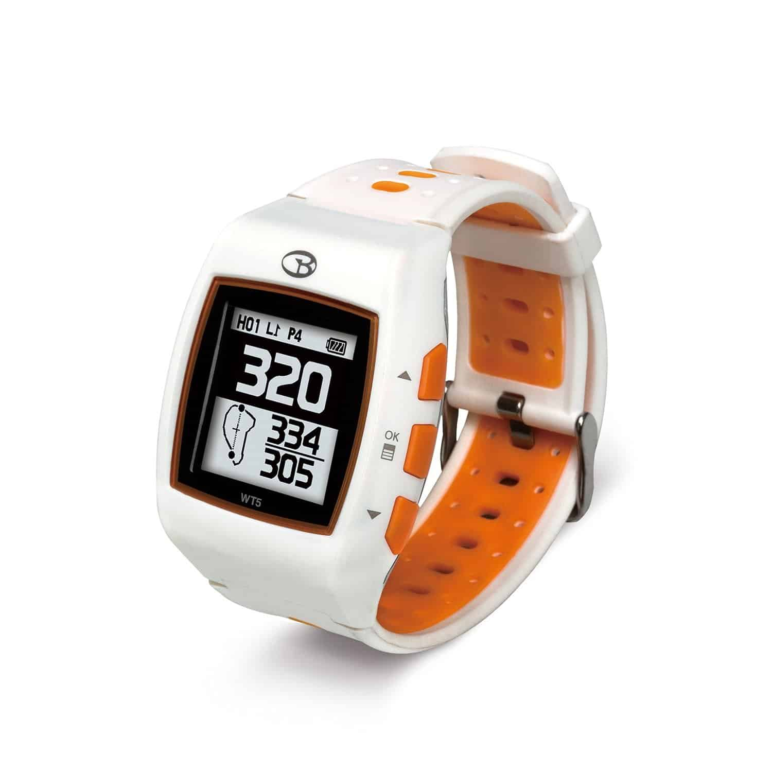 GolfBuddy WT5 Golf GPS Watch