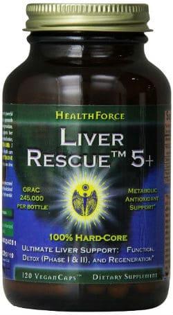 Healthforce Liver Rescue 5.1+