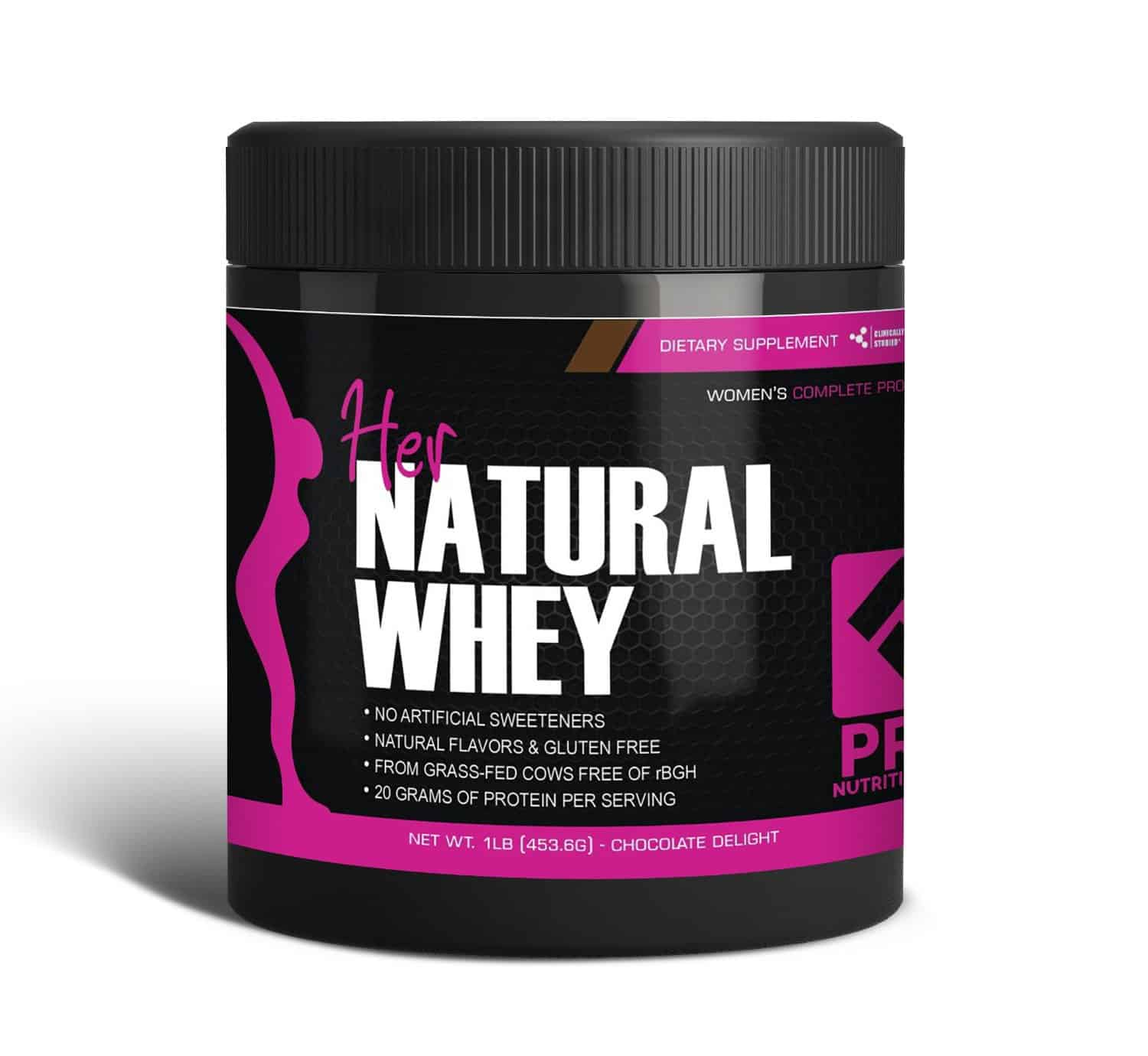 Her Natural Whey Protein Powder
