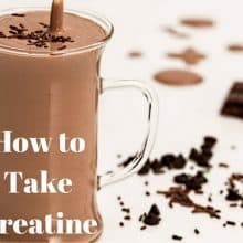 How to Take Creatine