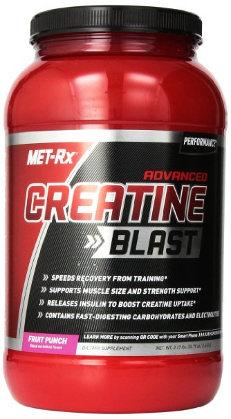 MET Rx Advanced Creatine Blast
