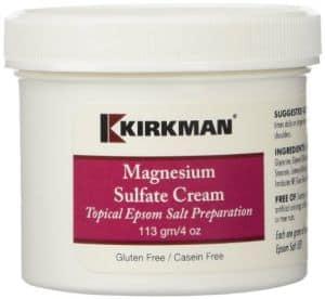Magnesium Sulfate Cream 4 oz Cream