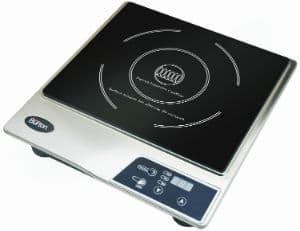 Max Burton 6200 Deluxe 1800-Watt Induction Cooktop