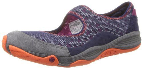 Merrell Women's All Out Bold Mary-Jane Slip-On Walking Shoe