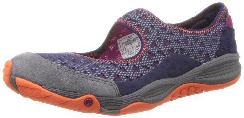 Merrell Women's All Out Bold Mary-Jane Slip-On Walking Shoe
