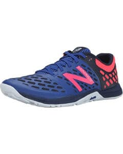 New Balance Womens WX20v4 Cross-Training and Weightlifting Minimus Shoe