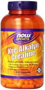 Now Sports Kre-Alkalyn Creatine