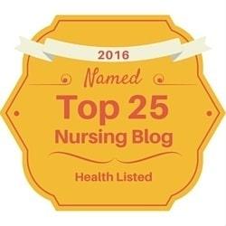 top 25 nursing blog