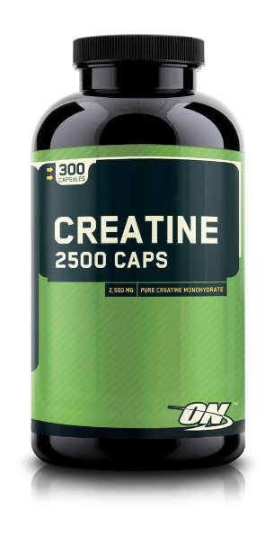 Optimum Nutrition Creatine Capsules