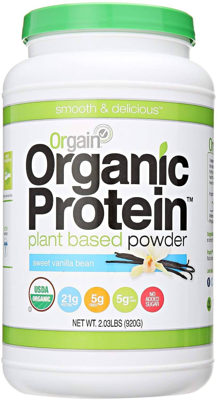 Orgain Organic Protein Plant-Based Powder
