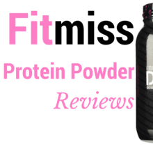 Our Fitmiss Delight Protein Powder Reviews