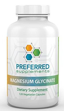 Preferred Supplements 300mg Magnesium Glycinate